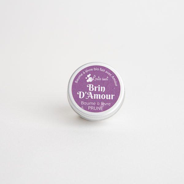 L'Événement Savon - Baume à lèvres bio Prune