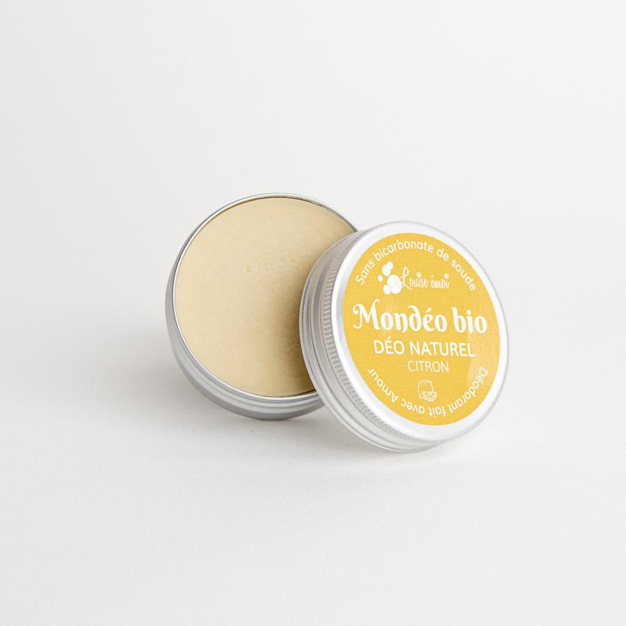 Événement savon - Déodorant solide citron patchouli - Savon personnalisé